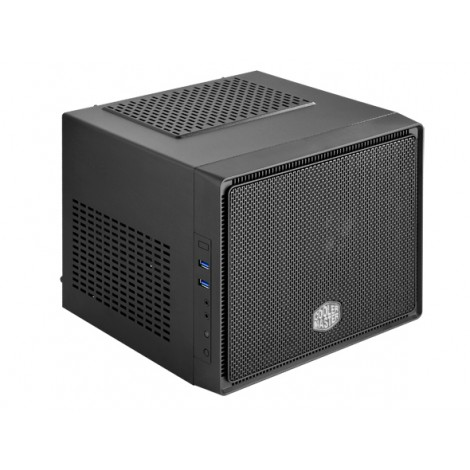 Cooler Master Elite 110 ITX Systeemkast Black