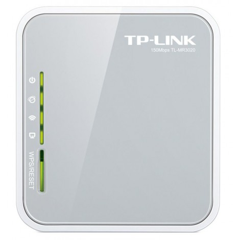 TP-Link TL-MR3020 Portable 3G/3.75G Wireless N Router