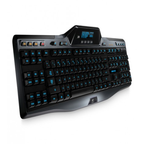 Logitech G510s Gamer Keyboard