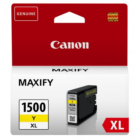 Canon PGI-1500XLY Inktpatroon Yellow