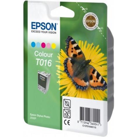 Epson T016 Inkpatroon (Kleur)