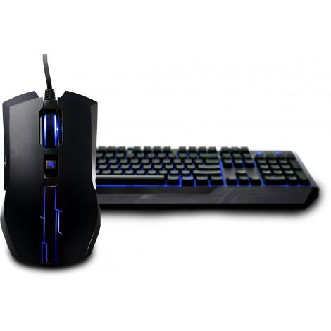 Cooler Master Gaming Devastator II toetsenbord USB QWERTY Amerikaans Engels Zwart