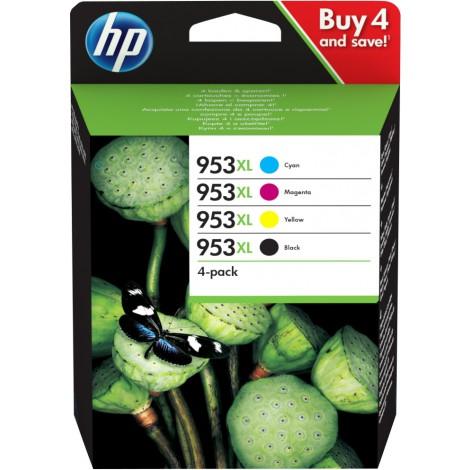 HP 3HZ52AE Inkpatroon (953XL) Multipack