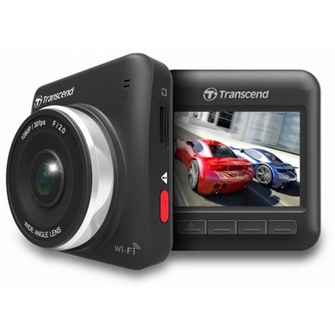 Transcend DrivePro 200 Car Video Recorder 16GB Full-HD Wifi