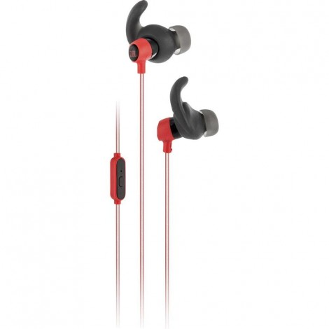 JBL Reflect Mini In-ear sporthoofdtelefoon + micro Red