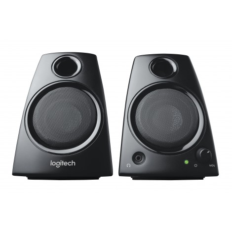 Logitech Z-130 2.0 Speakerset Black