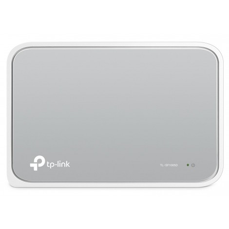 TP-Link TL-SF1005D 5-Poorts 10/100 Mbit Netwerkswitch