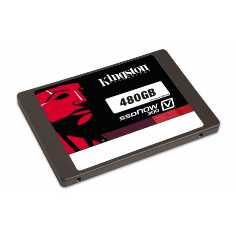Kingston SSDNow V300 480GB SATA3 SSD (450/450)