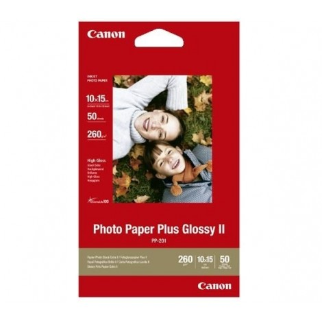 Canon PP-201 10x15 Photo Paper Plus 260gr (50 vel)