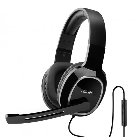 Edifier Gaming Over-ear Headset K815 Black