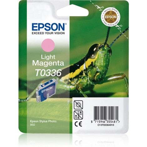 Epson T0336 Inktpatroon (Light Magenta)