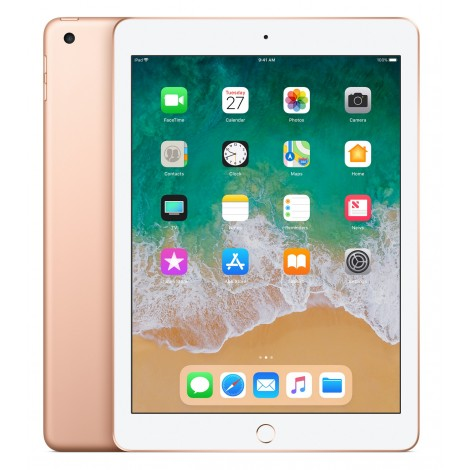 Apple iPad 32GB Wifi Goud (2018)