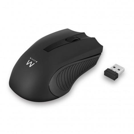 Ewent EW3222 Wireless Mouse Black