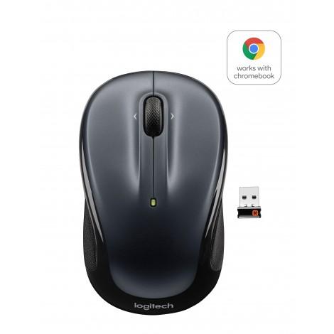 Logitech Wireless Mouse M325 Dark Silver