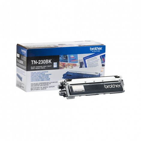 Brother TN-230BK Toner Black