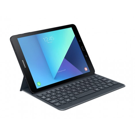 Samsung Galaxy Tab S3 Book Cover Keyboard Dark Grey