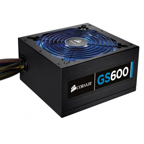 Corsair Gaming Series GS600W 80+ PSU