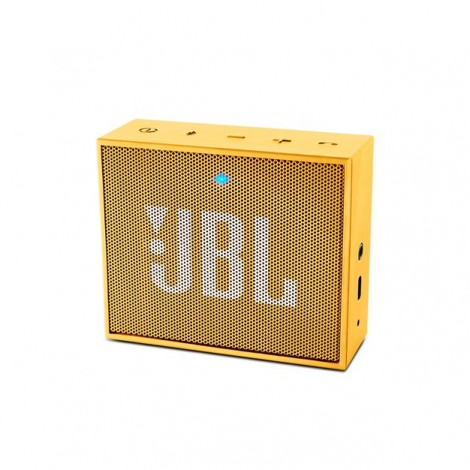 JBL GO Bluetooth Speakerset Yellow