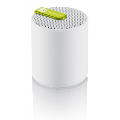 Urban Revolt DRUM Wireless Mini Speaker White