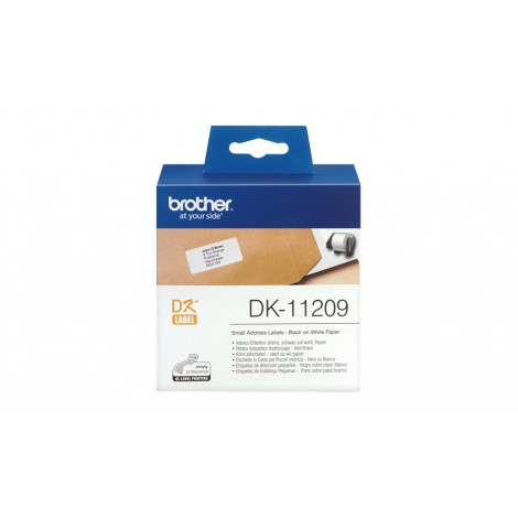 Brother DK-11209 62x29mm Label (800 labels)