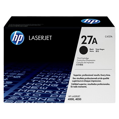 HP C4127A Tonercartridge (27A)