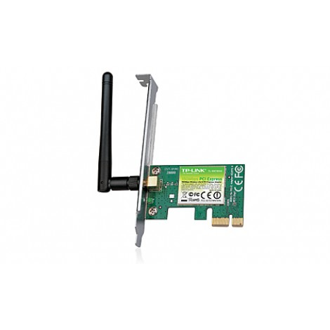 TP-Link TL-WN781ND Wireless N150 PCI E-Adapter Low Profile