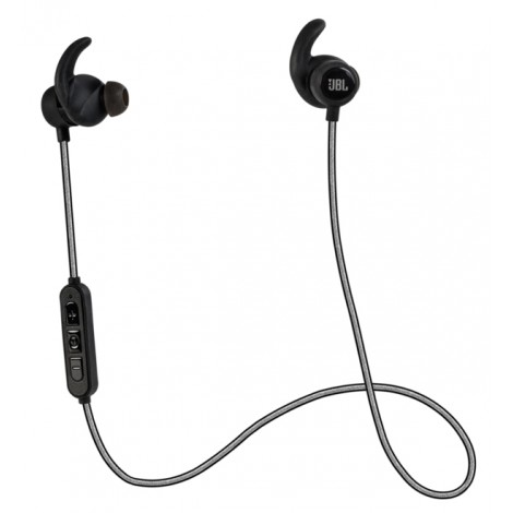 JBL Reflect Mini Bluetooth In-ear sporthoofdtelefoon + micro Black