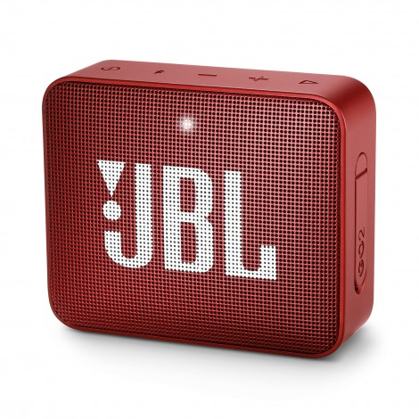 JBL GO 2 Bluetooth Speakerset Red