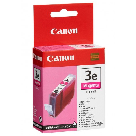 Canon BCI-3eM Inkpatroon (Magenta)