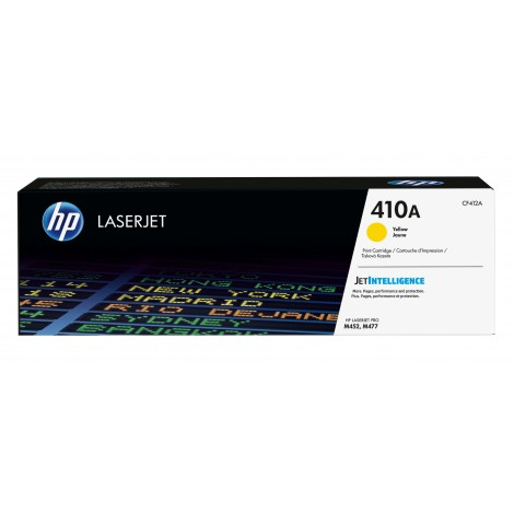 HP CF412A Toner Cartridge Yellow