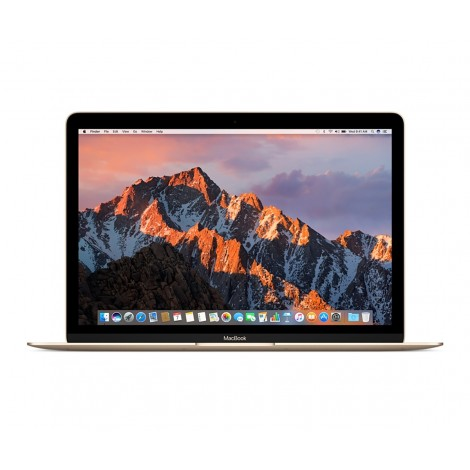 Apple MacBook 12 (Core M-1.2ghz /8GB/256GB/Intel HD615/OS X) Gold