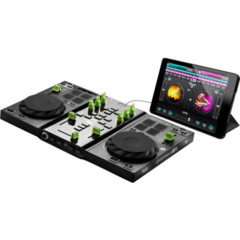 Hercules DJ Control Air for iPad Draaitafel