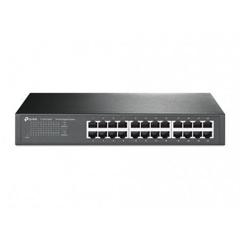 TP-Link TL-SG1024D 24-Poorts 10/100/1000 Mbit Netwerkswitch