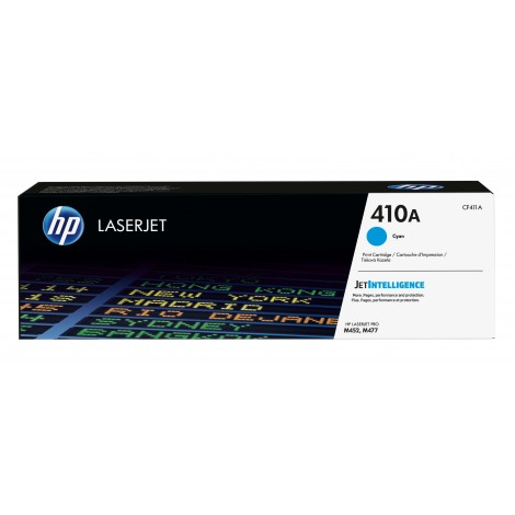 HP CF411A Toner Cartridge Cyan