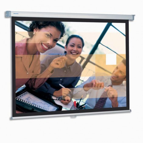 Projecta 10200070 Slimscreen 126x168CM Projectiescherm 4:3