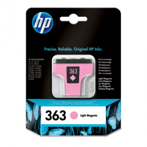 HP C8775E Inkpatroon (363) Light-Magenta