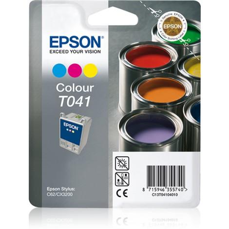 Epson T041 Inkpatroon (Kleur)