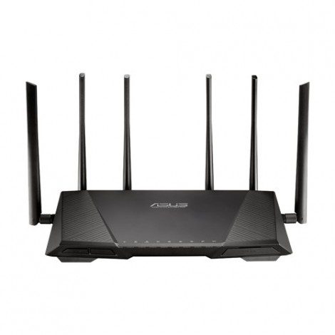 Asus RT-AC3200 Wireless AC3200 Gigabit Dual Band Router