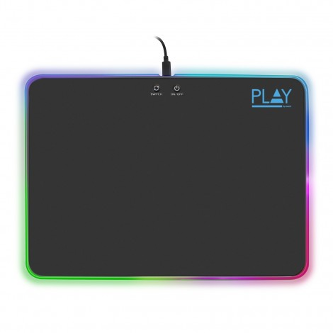 Ewent PL3341 Play Gaming Mousepad RGB
