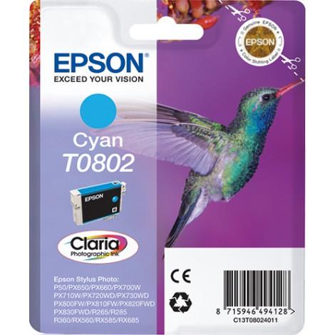 Epson T0802 Cyan