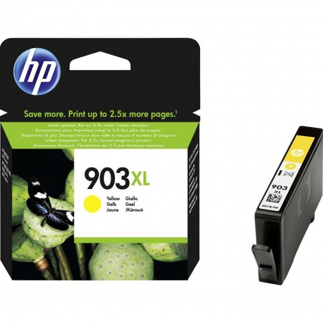HP T6M11AE Inkpatroon (903XL) Yellow