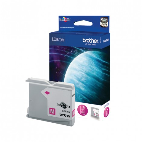 Brother LC-970M Magenta inktcartridge