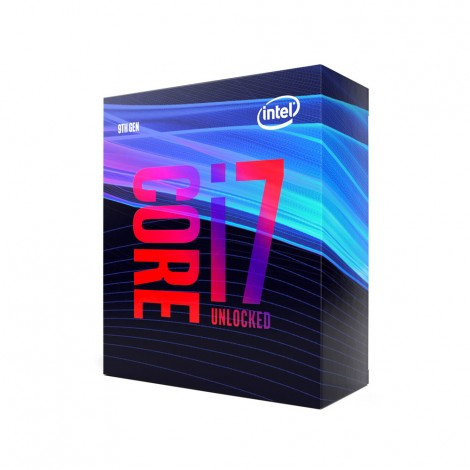Intel Core i7-9700K (3.6ghz) S1151 12MB (8 Cores)