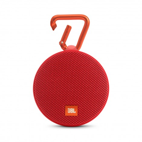 JBL Clip 2 Bluetooth Speakerset Rood
