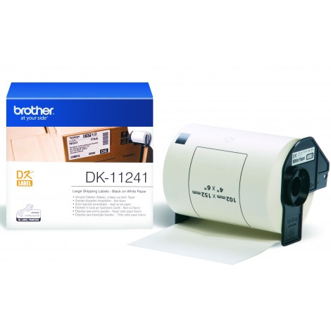 Brother DK-11241 Label 102 mm x 152 mm