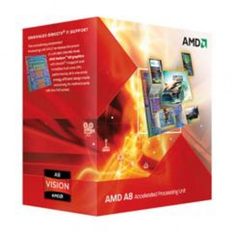 AMD A8-5500 (3.2ghz) S FM2 4MB