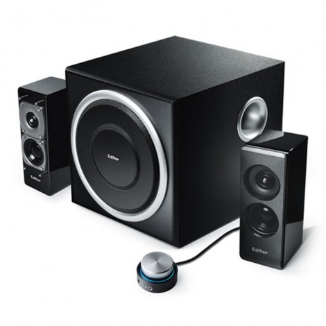 Edifier S330D 2.1 Speakerset Black