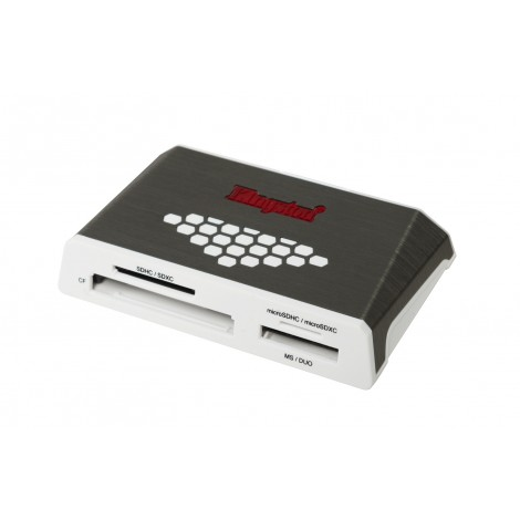 Kingston Media Reader USB3.0 Hi-Speed 19-in-1