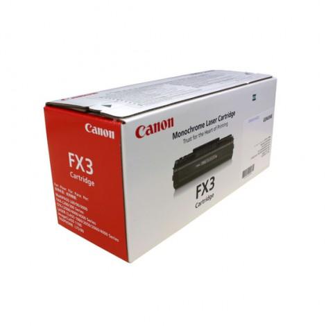 Canon FX-3 Origineel Zwart 1 stuk(s)