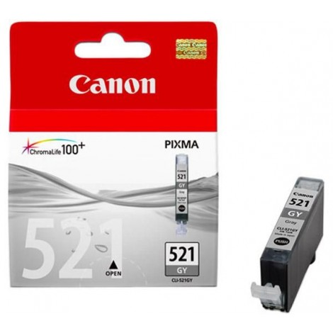 Canon CLI-521GY Inktpatroon (Grey)